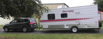 Our new RV.